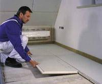 Podkládka podlahy Knauf Brio